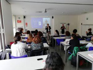 Formación a La Asociación de Agencias de Publicidad de Navarra